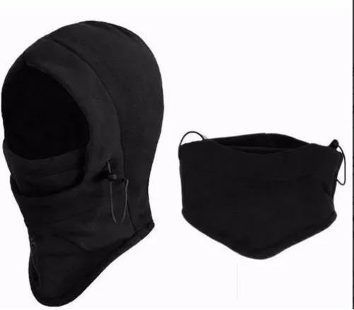 balaclava bufanda gorro pechera coipa 5 en 1 súper vs frio