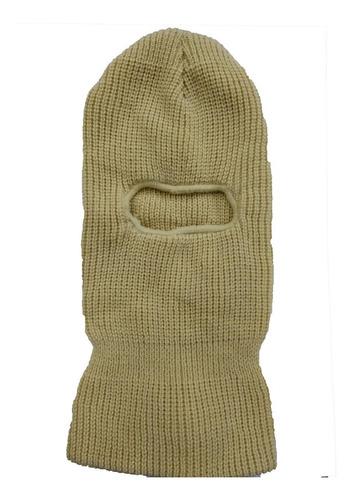 balaclava pasamontaña lana táctica uca militar ejercito