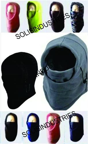 balaclava pasamontañas bufanda termico t/colores