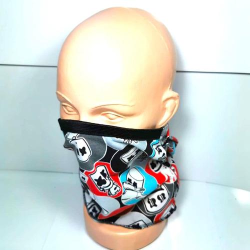 balaclava pasamontañas marshmello protección facial tactico