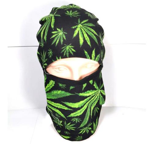 balaclava pasamontañas weed protección facial tactico envío