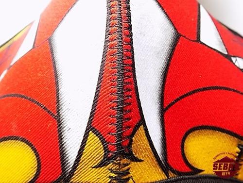 balaclava yofa pañoleta mascara ciclismo moto dragón