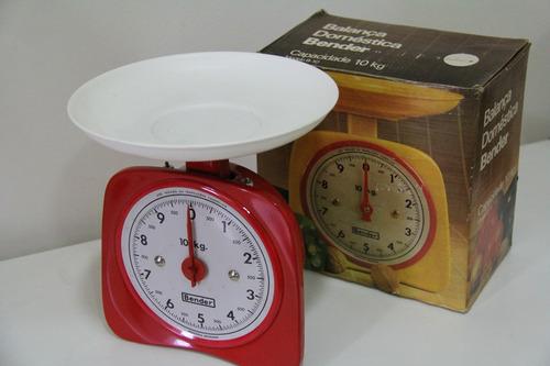 balança antiga bender - anos 60