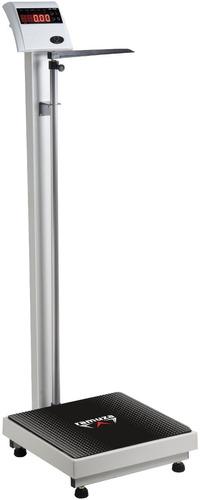 balança antropometrica ramuza 200kg nova com garantia