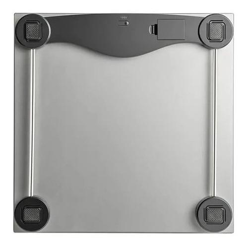 balança banheiro academia 180 kg vidro temerado multilaser