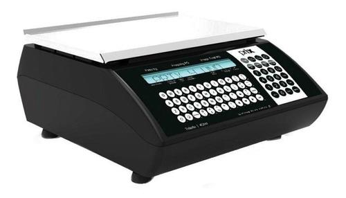 balança comercial digital toledo prix 4 uno 15 kg 110v/220v  preto