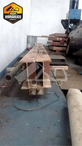 balança confiança 8m x 3m - 6 células de carga