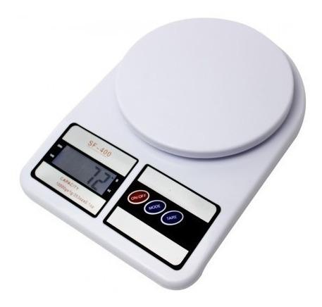 balança de cozinha alta precisão digital 10kg pesar alimento