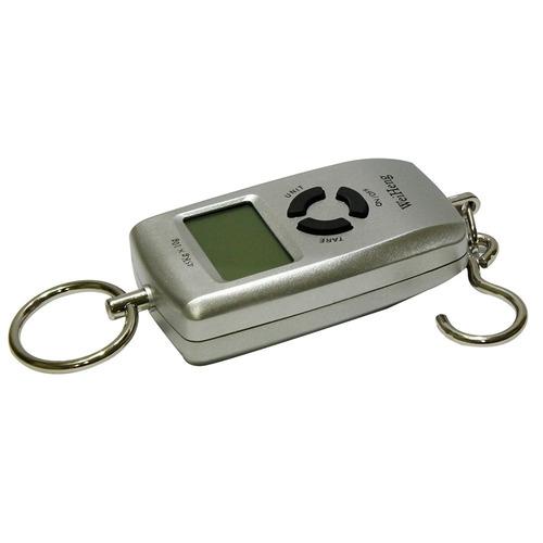 balança de gancho portátil digital - stc01 - pesa até 40kg