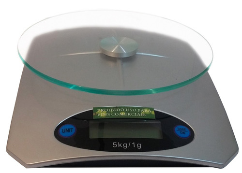 balança de precisão cozinha digital 1g até 5kg ekca-013