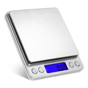 Balança Digital Alta Precisão 0,01g A 500g Calibrada