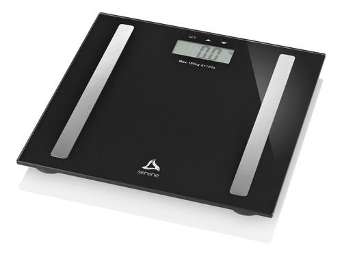 balança digital bio impedancia 180kg banheiro imc multilaser