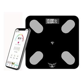 Balança Digital Bioimpedância Via Bluetooth App 180kgs