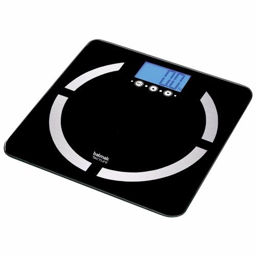 balança digital bioimpedância balmak slimtop 180kg