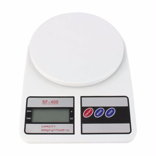 balança digital cozinha até 10kg alta precisão alimento ouro
