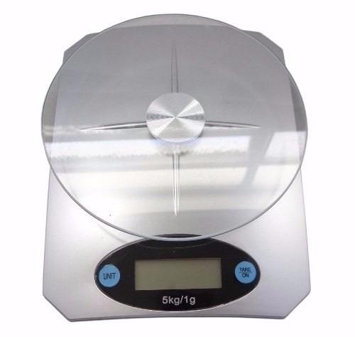 balança digital cozinha até 5kg alta precisão alimento ouro
