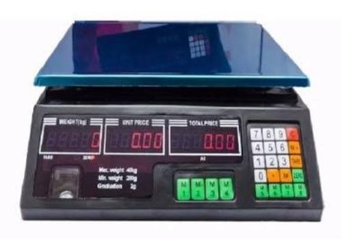 balança digital de alta precisão 40kg