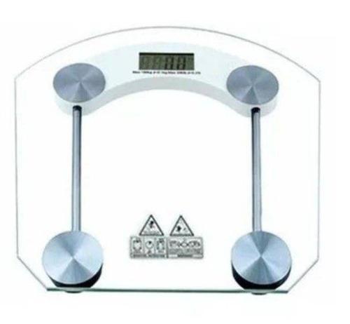 balança digital de banheiro vidro temperado frete grátis