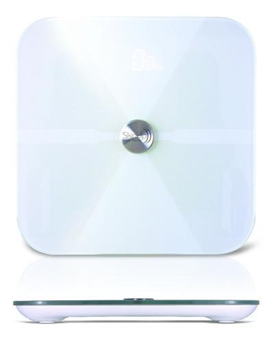 balança digital de bioimpedância por bluetooh skinup