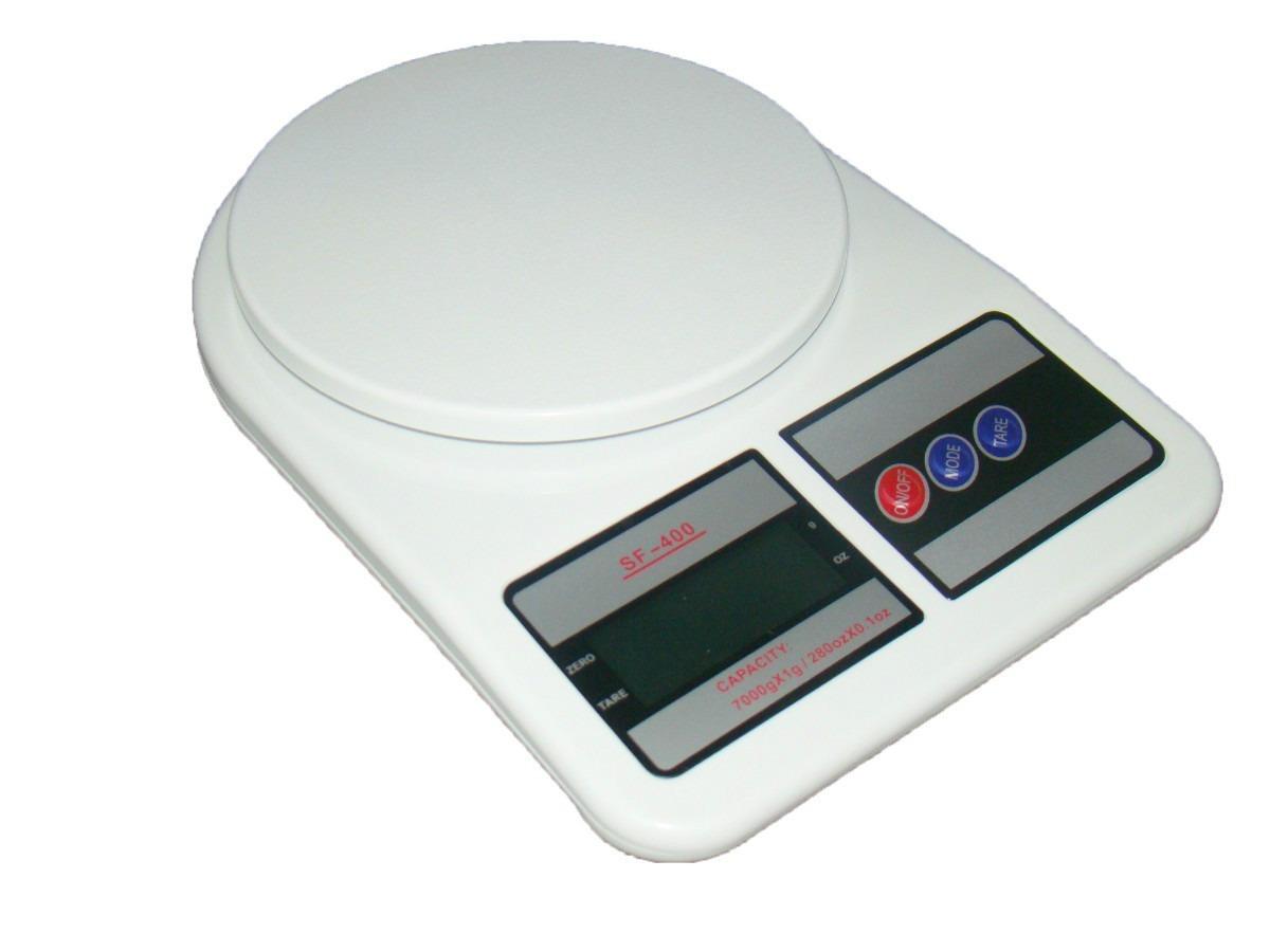Balan A Digital De Cozinha Alta Precis O 1gr 10kg Com Tara R  ~ Balança Para Cozinha Digital