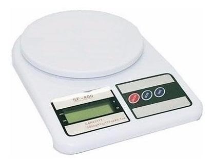 balanca digital de cozinha sf-400 para alimentos frete grati