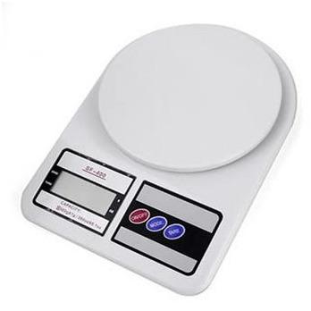 balança digital para alimento cozinha até 10kg alta precisão