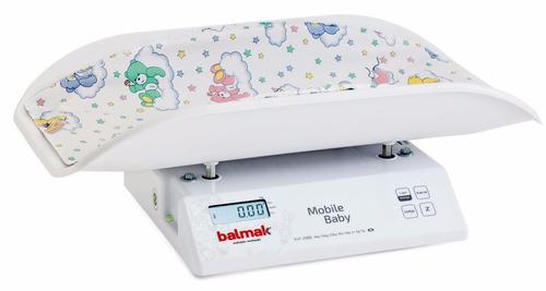 balança digital pediatrica para pesar bebês elp - 25bbc