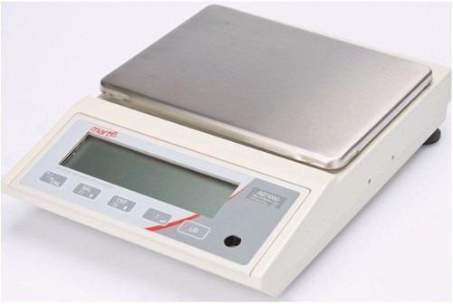 balança eletrônica de precisão 500gr x 0,1g cert. inmetro