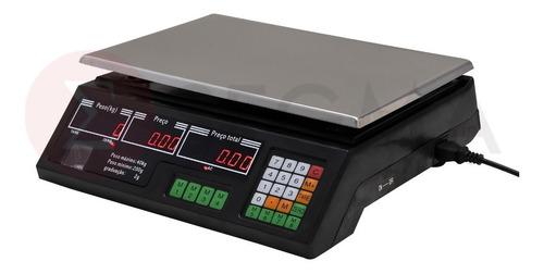 balança eletrônica digital alta precisão 40 kg 2 gramas