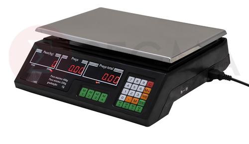 balança eletrônica digital precisão 40 kg divisão 2 gramas