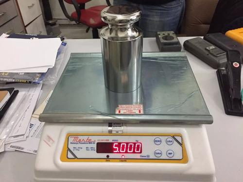 balança marte com certificado de calibração