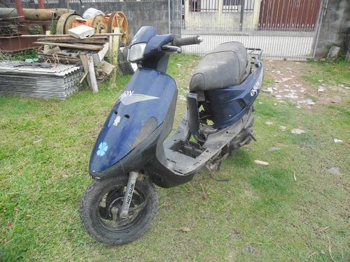 balança p/ scooter sanyang enjoy .