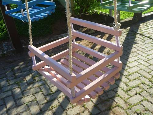 balança para crianças, cor de rosa