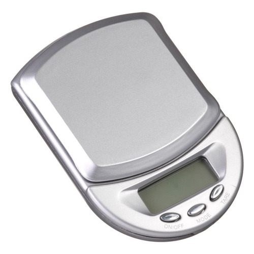 balança portatil com visor de led iluminado pesa ate 500 gr