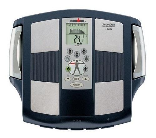 balança tanita bc-558 ironman bioimpedancia - frete grátis