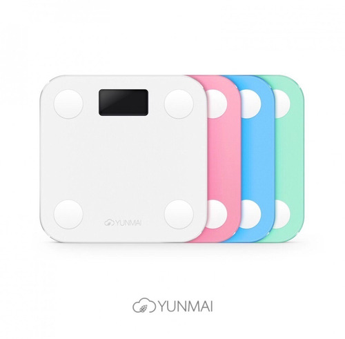 balanca yunmai bioimpedancia bluetooth com app