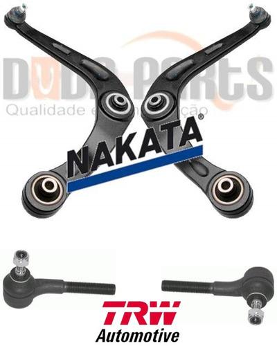 balanças bandejas ponteira terminal pgt 206/207 - nakata trw
