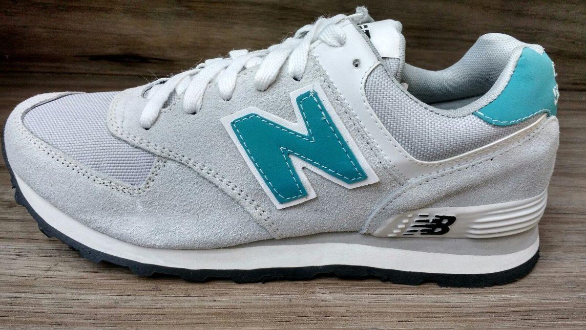 new balance 574 original white