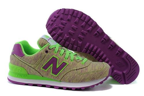 balance mujer zapatillas new