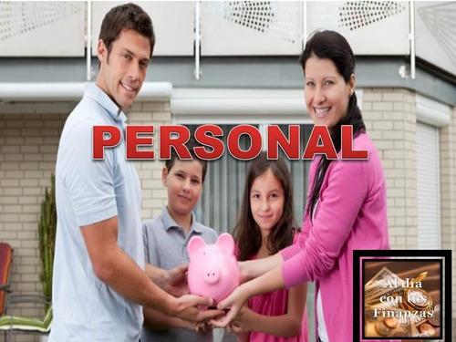balance personal,certificaciones,impuesto, contabilidad