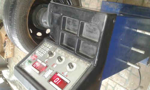balanceadora rodas manual automech