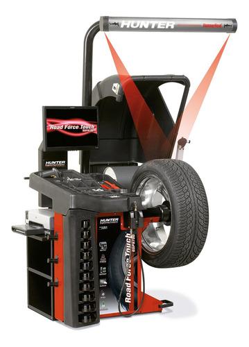 balanceo en 4 ruedas y alineación laser de dos (2) ejes.