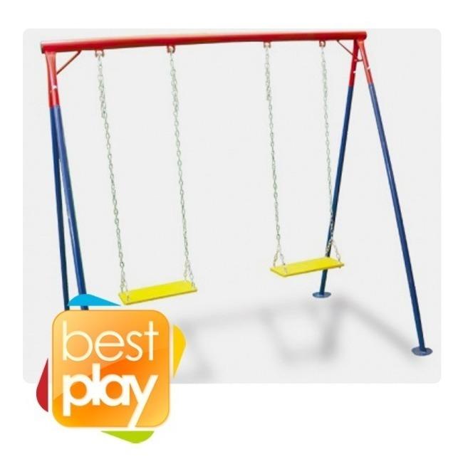0496056af47 Balanço 2 Lugares - Playground De Ferro - Parquinho Infantil