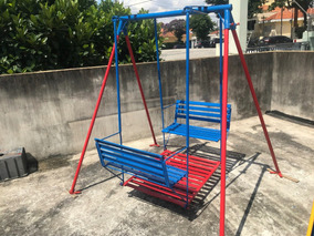 71e989053d1 Balanço - Playground De Ferro - Balança - Parquinho Infantil