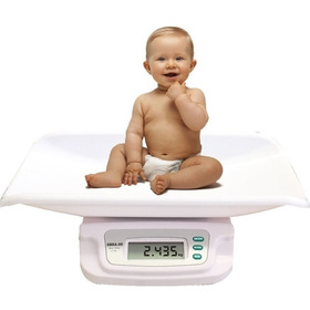 Balanza - Báscula Electrónica Digital Pesa Bebes 20kg / 5g