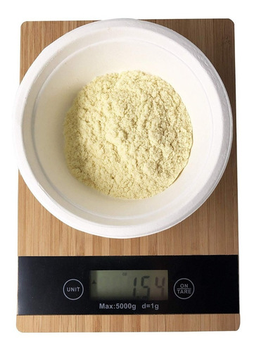 balanza alimentos digital madera bamboo 1gr a 5 kg cocina