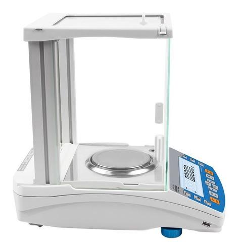 balanza analítica digital  radwag  as 220/r2 220 g/0.1 mg