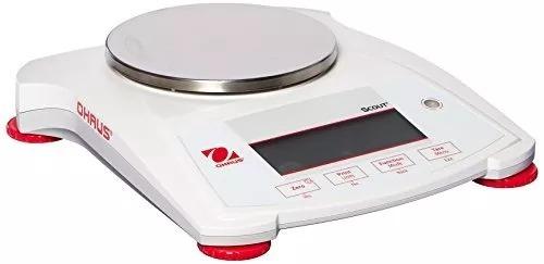 balanza analítica ohaus spx421 de 420 g x 0.1 g