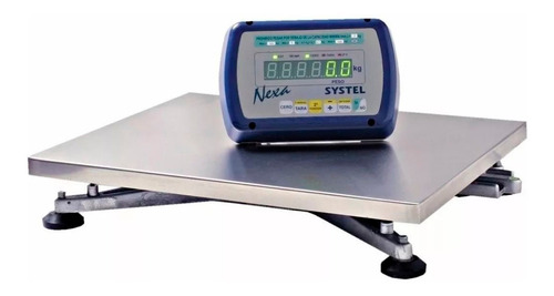 balanza bascula industrial systel nexa 300 kg conexion pc