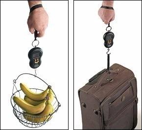 balanza bascula pesa digital maletas equipaje de mano 2018